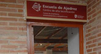 Arrancan la remodelación del Centro de Teecnificación de Ajedrez