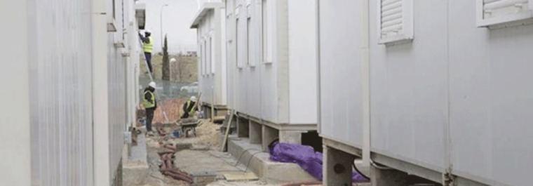 1.725 solicitantes de asilo han pasado por el centro de emergencia de Vallecas