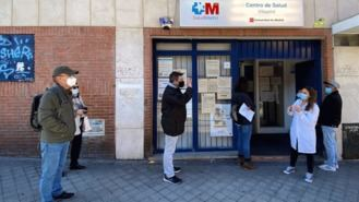 Un problema con okupas traslada la atención del Centro de Salud Vilaamil a Doctor Gastroviejo