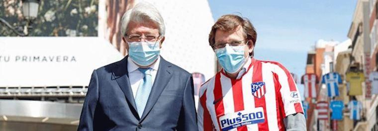Cerezo pone el Metropolitano a disposición del Madrid si lo necesita