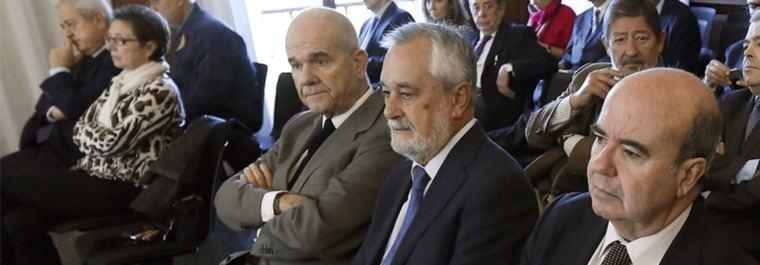 Sentencia contra 37 años de poder en Andalucía