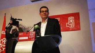 Davila oficializa su candidatura a las primarias del PSOE a la Alcaldía