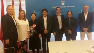 China invertirá 300 millones en Alcorcón en un Centro de Salud
