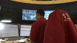 Un joven de 27 años detenido por alertar al 112 y el 091 sobre falsos robos en establecimientos