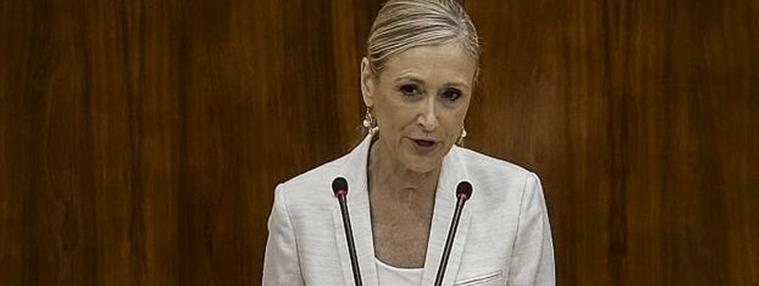 Cifuentes quiere reducir a 100 diputados la Asamblea