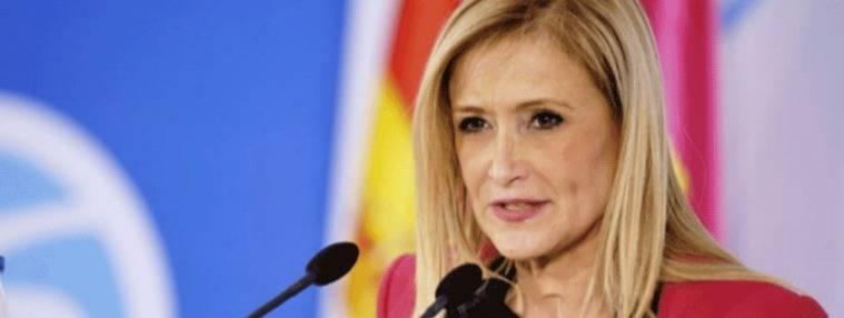 Cifuentes: La aplicación del 155 en Cataluña es 'inevitable'