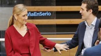 PSOE y PP frenan la comparecencia de Cifuentes y Casado en la comisión de universidades
