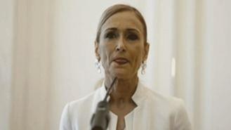 Cristina Cifuentes anuncia su 'baja temporal de militancia' del PP en Instagram