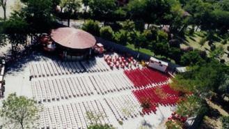 El Parque de la Bombilla recupera el cine al aire libre desde el 31 de julio hasta el 13 de septiembre