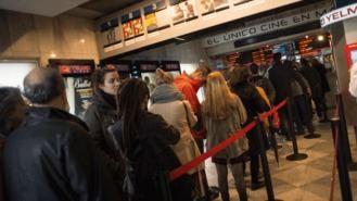 Arranca la XIV Fiesta del Cine con entradas a 2,90 euros