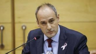 El portavoz de Ciudadanos y un concejal abandonan el grupo por 'discrepancias'