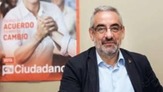El portavoz de Ciudadanos pide que se ponga un bozal a la concejala de Centro