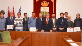 El Ayuntamiento subvenciona con 59.000 euros a ocho clubes deportivos