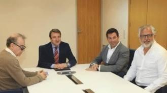 El Ayuntamiento cede zonas para clubes de fútbol en los Campos de Foresta