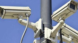 Cámaras de vigilancia en accesos al municipio y principales pasos de urbanizaciones
