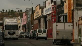 La policía local incauta 476 artículos falsificados en Cobo Calleja por valor de 3.500 €
