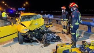 Muere un conductor embestido por un vehículo al quedar parado en la M-50