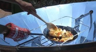 Cocinar con energía solar o los minijardines, en el Día del Medio Ambiente
