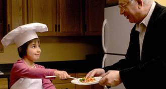 'El sabor de la tradición': Concurso de recetas para abuelos y nietos