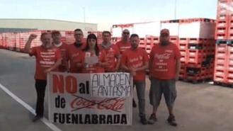 Coca-Cola no recurrirá la sentencia que suspendía el cambio de funciones laborales