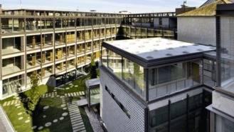 Denuncian fiestas ilegales en el Colegio de Arquitectos de Madrid