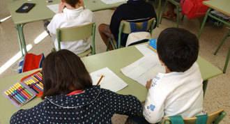 Arranca el curso para 3.700 niños de Infantil y Primaria