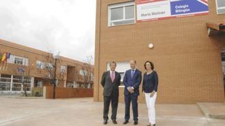 La Comunidad invertirá 4,2 millones en un nuevo colegio bilingüe en el municipio