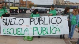 La Comunidad pide el permiso para iniciar las obras del colegio público del PAU-4
