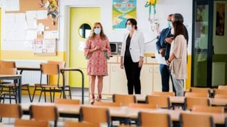 Los colegios madrileños podrán juntar alumnos de varios cursos en Infantil y Primaria