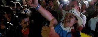 Colombia dice `No´al acuerdo de paz con las FARC