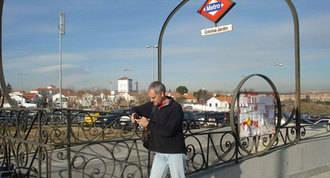 Pozuelo pide a Madrid un aparcamiento disuasorio en Colonia Jardín