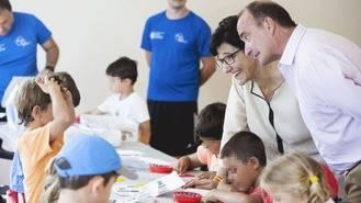 Más de 4.000 niños y jóvenes particpan en colonias y campamentos