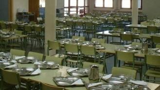 Abiertos los comedores escolares para luchar contra la desnutrición infantil