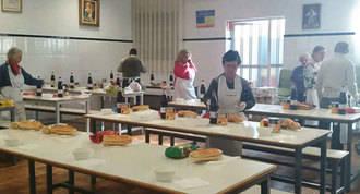 Ganar dona un carro de alimentos al Comedor San Simón de Rojas