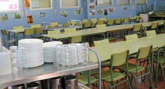 Comedores escolares en verano para familias sin recursos