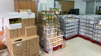 El Ayuntamiento entrega 14.000 comidas a domicilios para mayores