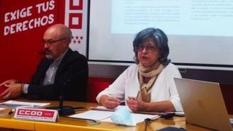 CC.OO pide subir RMI a 700 €: La pobreza afecta a un 21% de madrileños