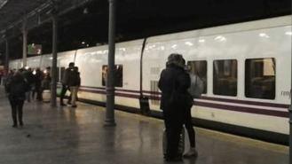 CC.OO convoca huelga en Renfe en la operación salida y retorno de Navidad