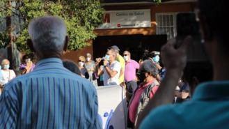 Carabanchel vuelve a concentrarse ante el centro de Abrantes por su posible cierre estival