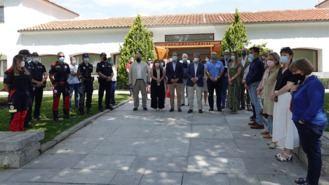 Concentración silenciosa ante la Casa Consistorial contra la violencia de machista