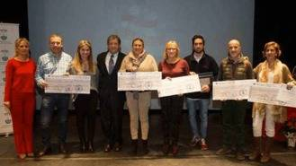 Entregados los premios del XV Concurso de Escaparatismo Navideño