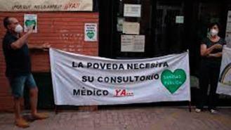 El consultorio médico de lLa Poveda reabrirá el próximo 5 de octubre