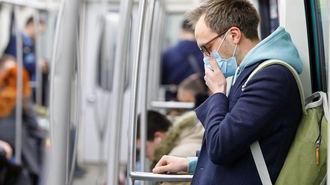 Autoridades sanitarias prevén que el 70% de la población se contagie en los próximos meses