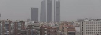 Madrid mantiene este jueves las restricciones por alta contaminación