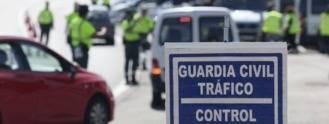 Denuncian falta de efectivos de Tráfico para los controles en Navidad
