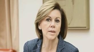 """Cospedal defiende que Rajoy debe """"seguir siendo el candidato del PP"""""""
