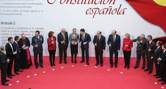"""González: La Constitución """"no es la panacea, ni tiene el don de impedir que algunas moralidades se corrompan"""""""