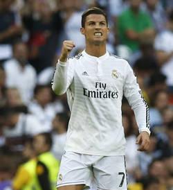 Cristiano Ronaldo recibe este lunes el Trofeo Di Stéfano y el Pichichi