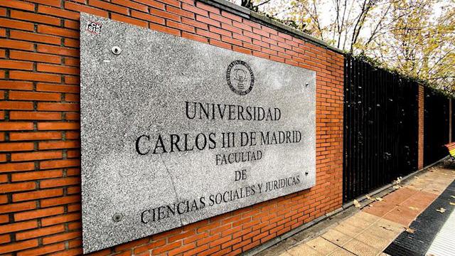 La Carlos III terminará las clases el 22 de mayo y hará los exámenes orales