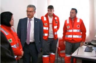 Cruz Roja abre una nueva sede en el barrio del Puerto
